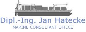 Dipl.-Ing. Jan Hatecke, Marine Consultant Office