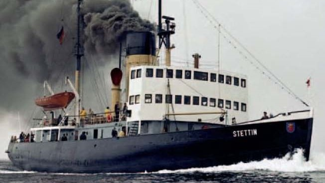 Unfall Stettin